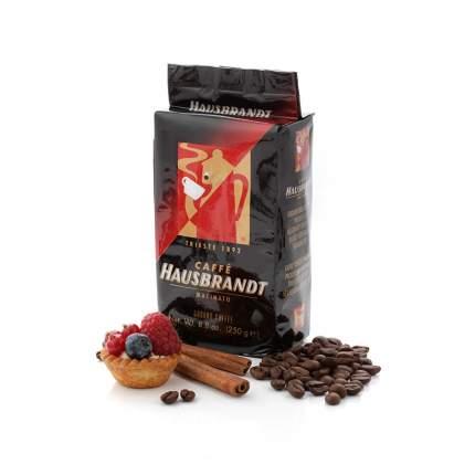Кофе молотый Hausbrandt неро для кофемашин 250 г