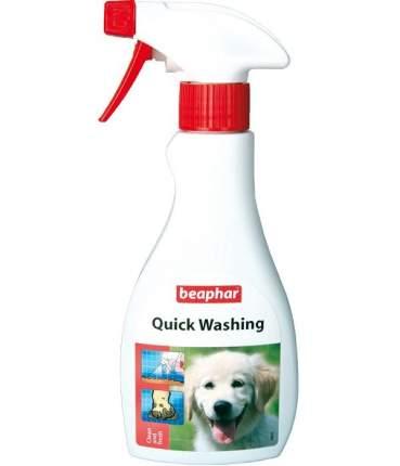 Шампунь-спрей для собак Beaphar Quick Washing универсальный, мята, 250 мл