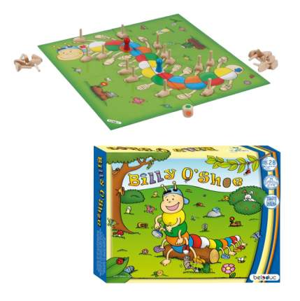Семейная настольная игра Beleduc Билли О'Шу