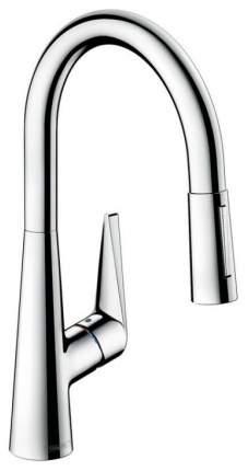 Смеситель для кухонной мойки Hansgrohe Talis S 200 72813000 хром
