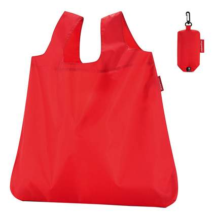 Сумка складная Mini maxi pocket red