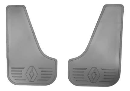 Комплект брызговиков Norplast Renault NPL-Br-69-01