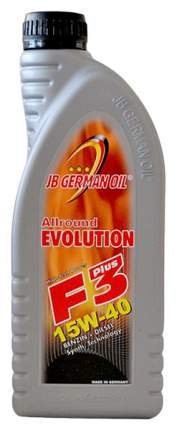 Моторное масло JB German oil Evolution F3 High-Tech Power 15W-40 1л