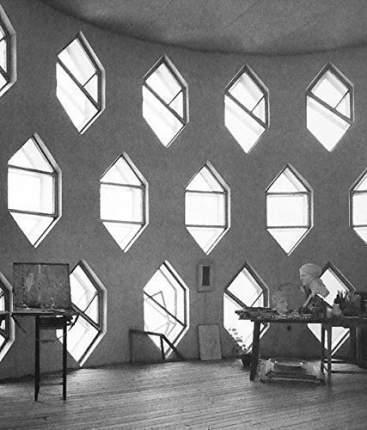 Konstantin Melnikov and his House