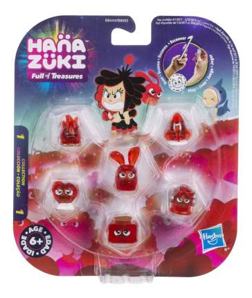 Игровой набор Hanazuki 6 фигурок-сокровищ