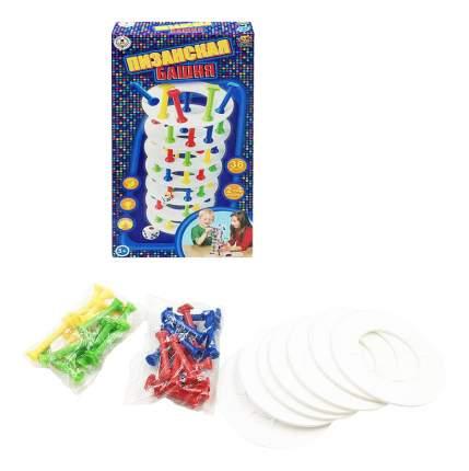 Семейная настольная игра ABtoys Пизанская башня