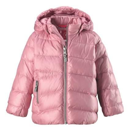 Куртка Reima пуховая Vihta розовая р.104