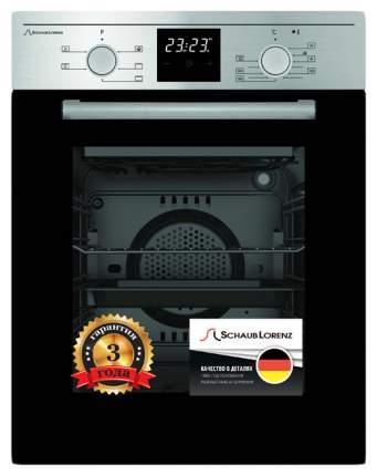 Встраиваемый электрический духовой шкаф Schaub Lorenz SLB EE4630 Silver