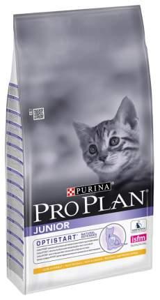 Сухой корм для котят PRO PLAN Junior, курица, 0,4кг