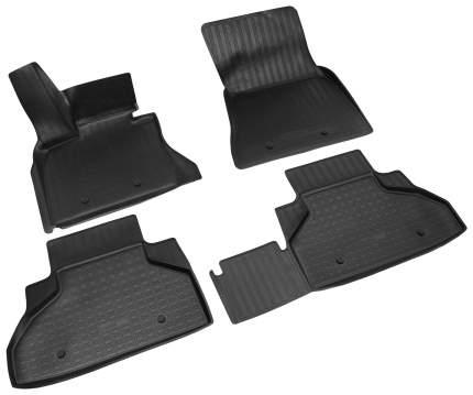 Комплект ковриков в салон автомобиля для BMW Norplast (NPA11-C07-760)