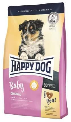 Сухой корм для щенков Happy Dog Supreme Baby Original, птица, 10кг