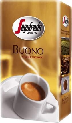 Кофе молотый Segafredo buono ricco e cremoso 250 г