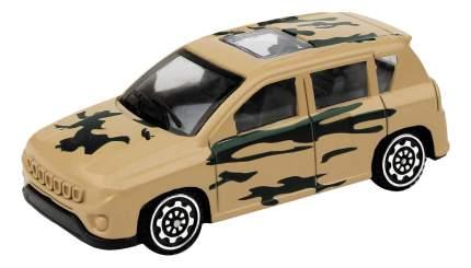 Машинка Junior Motors Military Sahara Allroad 1:56 Autotime 48899