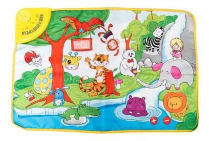 Развивающий коврик Shantou Gepai Веселый зоопарк
