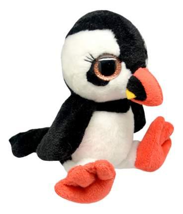 Мягкая игрушка Wild Planet Пингвин-буревестник 15 см черный белый k8166