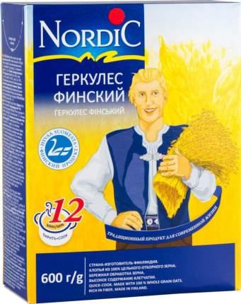 Геркулес финский Nordic 600 г