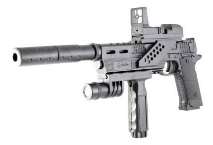 Пистолет прицел фонарь глушитель 395 мм Shantou Gepai ES1003-SY239C