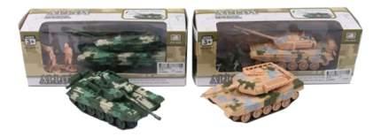 Танк Alloy Model с солдатиками Gratwest Б81675