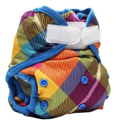 Трусики многоразовые 3-16 кг, One Size Aplix Cover Preppy Kanga Care