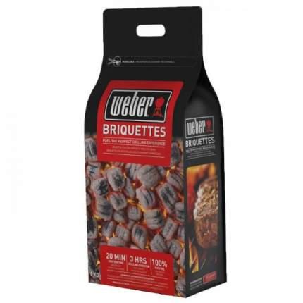 Брикеты для розжига Weber Premium угольные 180 минут 8 кг