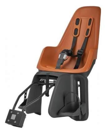 Детское велокресло Bobike One Maxi 1P Chocolate Brown