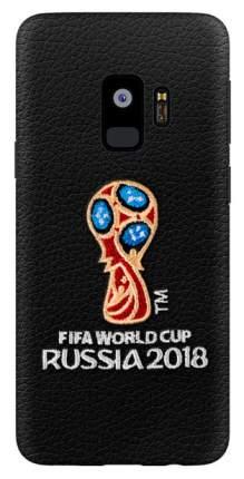 Чехол 2018 FIFA WCR Embroidery Official Emblem для Samsung Galaxy S9 104262