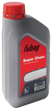 Масло цепное всесезонное 1 литр Fubag Super Chain