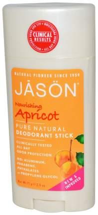 Дезодорант Jason Nourishing Apricot Deodorant Stick 71 г