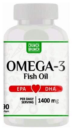 Omega 3 Crunch Brunch 90 капс.