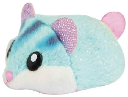Интерактивная игрушка 1 TOY Хома Дома Т12500 голубой хомячок