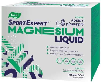 Магний Эвалар Magnesium Liquid 8 ампул по 50 мл