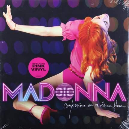 Виниловая пластинка Madonna CONFESSIONS ON A DANCE FLOOR (Pink vinyl)