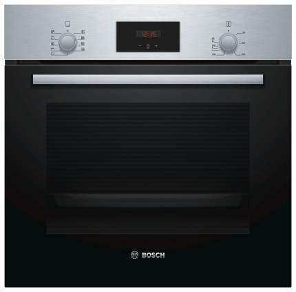 Встраиваемый электрический духовой шкаф Bosch HBF114BR0R Silver/Black