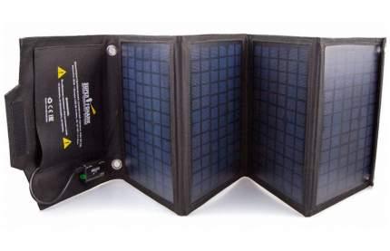Солнечная панель Nesl AM-SF28 + пауэрбанк на 60 Вт*ч