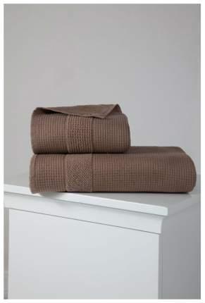 Полотенце махровое Truva Karna 50x100 коричневый