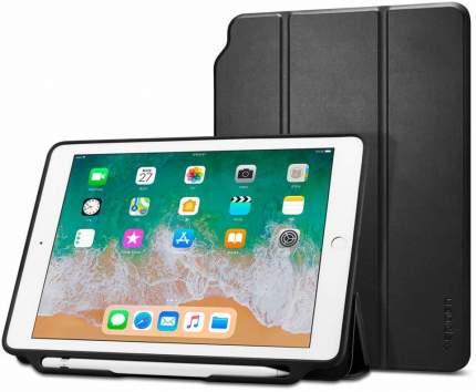 Чехол Spigen Smart Fold 2 для iPad Black