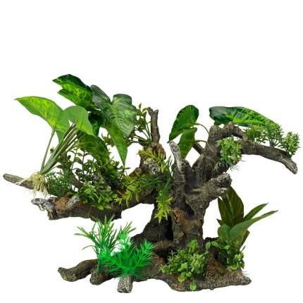 Искусственное растение для аквариумов AQUA DELLA Florascape 10, 41х23,5х31 см