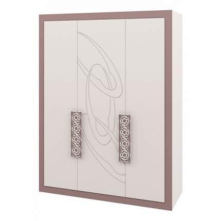 Платяной шкаф Мебель-Неман Эллипс NEM_MH-118-03 166x65x220, светло-коричневый