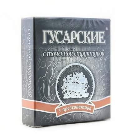 Презервативы Гусарские точечные 3 шт.