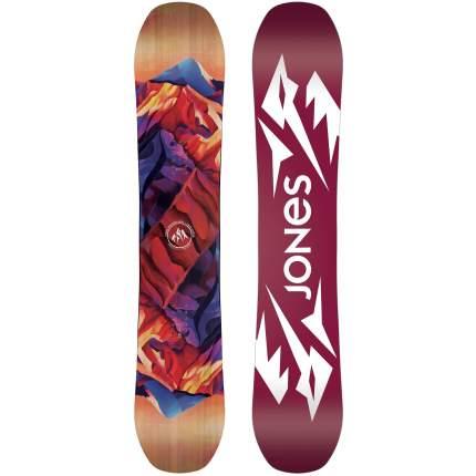 Сноуборд Jones Twin Sister 2019, multicolor, 149 см