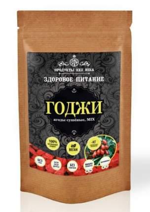 Годжи ягоды Продукты XXII века сушеные mix 100 г