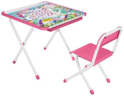 Комплект детской мебели Demi Единорог