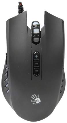 Проводная мышка A4Tech Bloody Q81 Black USB Black