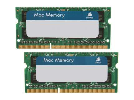 Оперативная память Corsair Mac DDR3 CMSA8GX3M2A1333C9 - 8Gb KIT (2x4Gb)