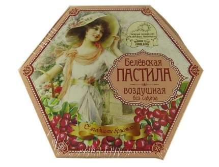 Белевская пастила Старые традиции без сахара с кусочками брусники 150 г