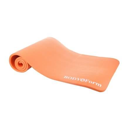 Коврик гимнастический Body Form BF-YM04 183*61*1,5 см. (оранжевый)