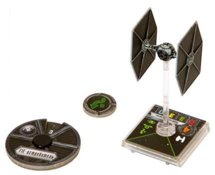 Настольная игра Hobby World Star Wars. X-Wing . Расширение TIE-истребитель