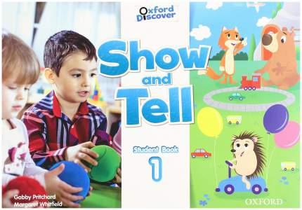 "Книга Oxford University Press ""Show and Tell: Level 1: Activity Book"""