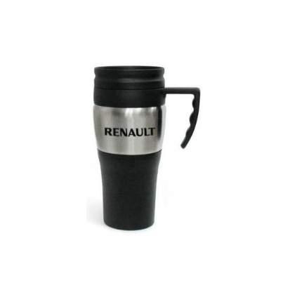 Термокружка c ручкой и с логотипом Renault Thermo Mug With Handle, 7711546590