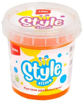 "STYLE SLIME классический ""Оранжевый с ароматом апельсина"", 150мл."